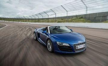 Supercar Thrill with Free High Speed Passenger Ride - Week Round