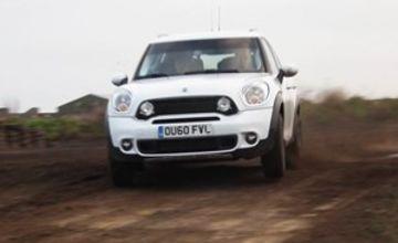 9 Mile Mini Prodrive Rally Experience