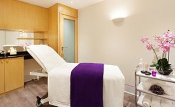 Spa Day with 25 Minute Treatment and Afternoon Tea for Two at Crowne Plaza Marlow