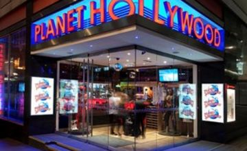Two Course Meal for Two with Drinks at Planet Hollywood