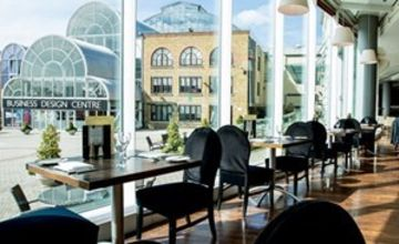 Champagne Afternoon Tea for Two at the Hilton London Angel Islington