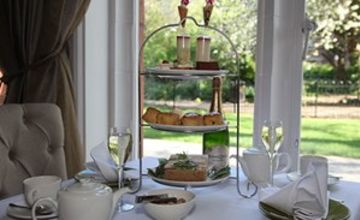 Champagne Afternoon Tea for Two at The Melody Restaurant