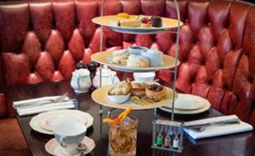 Gentleman's Champagne Afternoon Tea for Two at Reform Social & Grill