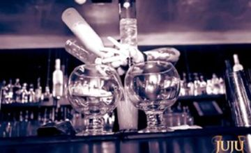 Bombay Gin Masterclass with Sharing Platter for Two at JuJu Chelsea