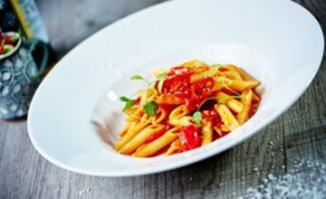 Three Course Meal with Bottomless Fizz at Marco Pierre White's New York Italian