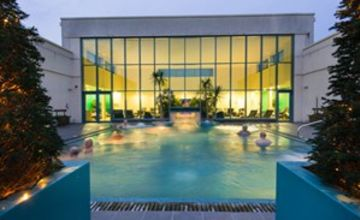 4 Star Deluxe Hotel Escape with Breakfast for Two at The Malvern