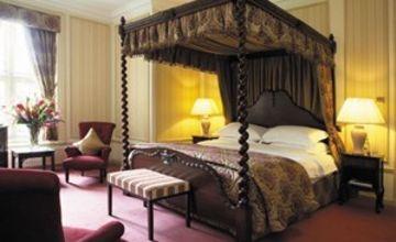 One Night Romantic Hotel Break at Tylney Hall