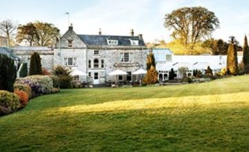 Spa Break with 40 Minute Treatment and Dinner at Bannatyne Charlton House
