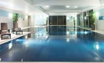 Overnight Spa Break with Treatments and Dinner for Two at Crowne Plaza Marlow