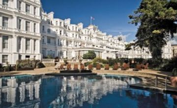 One Night Break with Dinner at The Grand Hotel - Special Offer