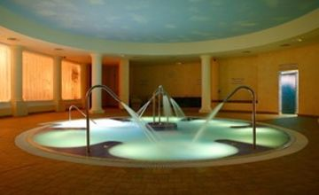 Indulgent Spa Day with 25 Minute Treatment and Lunch for Two at Whittlebury Hall