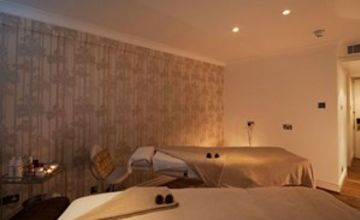 Spa Day with 50 Minutes of Treatments and Afternoon Tea at Schmoo Spa Hilton Hotel