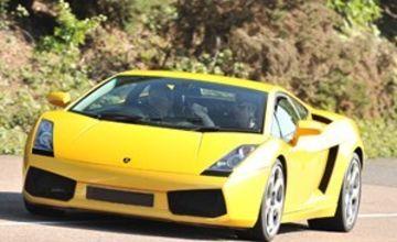 Ultimate Triple Lamborghini Driving Experience