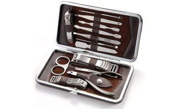 12-Piece Nail Care Gift Set