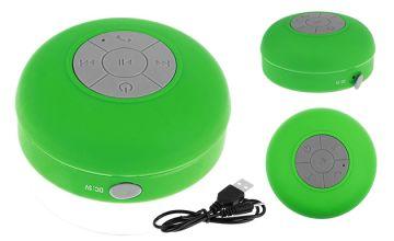Waterproof Bluetooth Speaker - 5 Colours