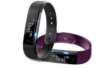 VeryFit 14-in-1 Smart Fitness Tracker Bracelet - 5 Colours