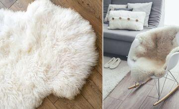 Faux Fur Rug - 5 Colours & 2 Sizes
