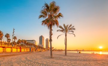2-3 Night 5* Hotel Stay With Flights