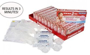 4-Pack Pregnancy Test Kits