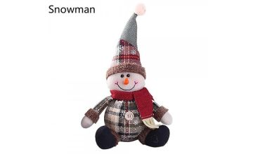 Christmas Home Decoration Doll - 3 Designs