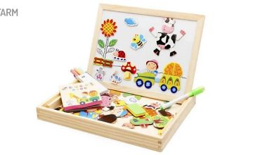 Kids' Magnetic Drawing Board - 2 Styles
