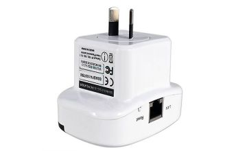 Plug-In Wi-Fi Repeater