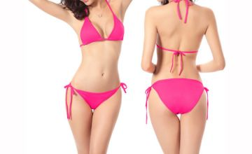 Push-Up Bikini Set - 10 Colours