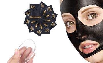 5, 10, 20 or 40 Peel-Off Blackhead Masks - Free Applicator Option (Limited Availability!)