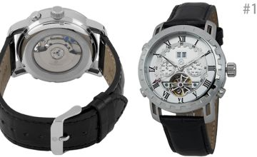 Reichenbach Men's Watches - 5 Styles