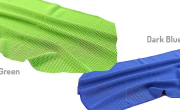 Lightweight Instant Cooling Towel - 9 Colours