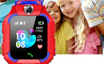 Kids' Safety Smart Watch - 3 Colours