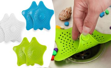 Starfish Hair Catcher - 3 Colours