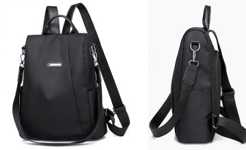 Waterproof Anti-Theft Multi-Way Backpack - 2 Colours