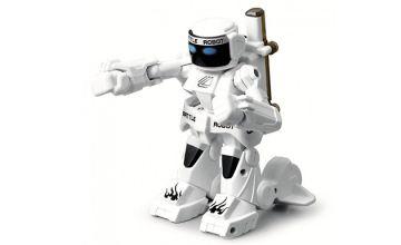 RC Battle Boxing Robot Toy - 2 Colours