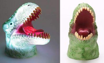 3D Dinosaur Night Light - 7 Interchanging Colours!
