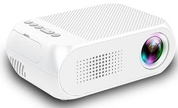 HD 1080P Mini LED Video Projector - 3 Colours