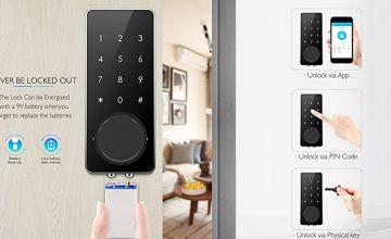 Touch Screen Wi-Fi Door Lock