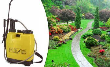 Garden Backpack Sprayer - 3 Capacities