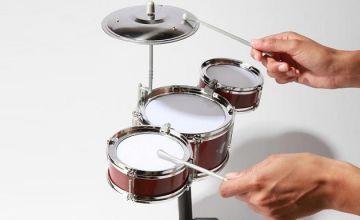 6-Piece Desktop Drum Kit