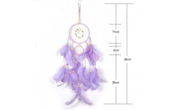 LED Hanging Dream Catcher - 5 Colours