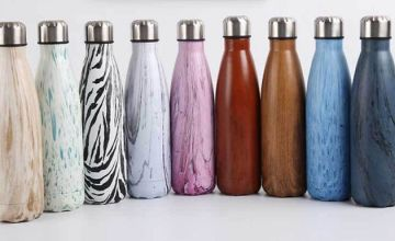 2-in-1 HydroFlask - 9 Designs!