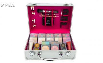 54 or 80 Piece Dawn Till Dusk Make-Up Case