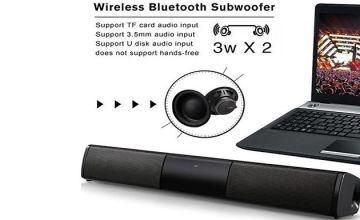 Wireless Bluetooth Surround Soundbar - 2 Designs