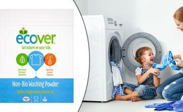 Ecover Non-Bio Washing Powder - 1.875kg or 3kg