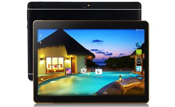 1 or 2GB RAM 10.1 Inch Android 3G Tablet with Dual Sim Card Support - 4 Colours & 2 Storage Options