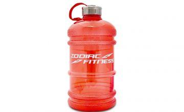 Zodiac Fitness 2.2l Sports Water Bottle - 3 Colours!