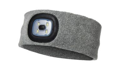 Torch Headband With 4 SMD LEDs - 5 Colours