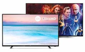Up to 40% off TVs including Philips, Toshiba and others