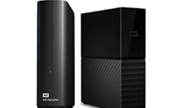 Up to 20% off WD & G-Technology Storage
