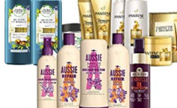 30% off Pantene, Aussie, Herbal Essences